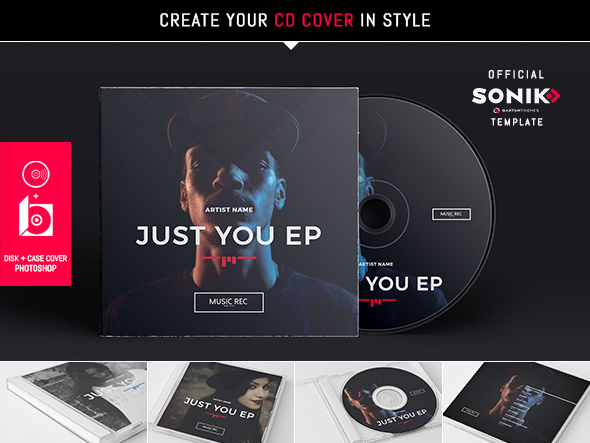 SONIK: Professional One Page Music / DJ / Producer Responsive HTML Template - 3