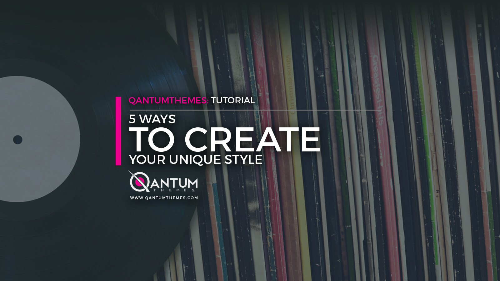 5 Ways To Create Your Unique Style as Dj